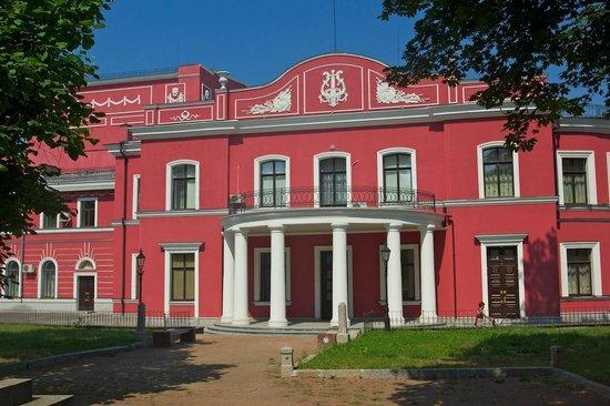 Kropivnitsky Kirovohrad Ukraine Music Drama Theatre