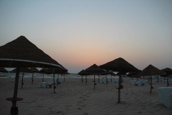 Hotel Club Tropicana & Spa : Sunrise