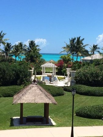 Sandals Emerald Bay Golf, Tennis and Spa Resort: view from room 4208