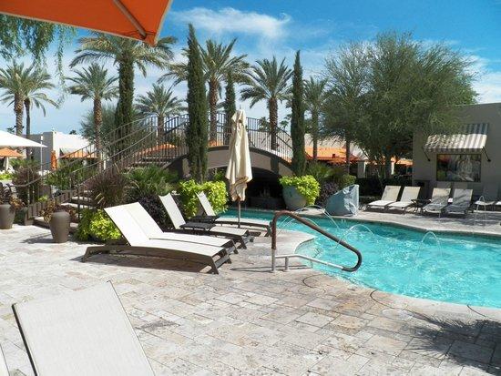 The Wigwam : 'Lobby pool'