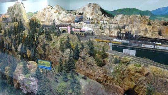 Colorado Railroad Museum: Model Railway