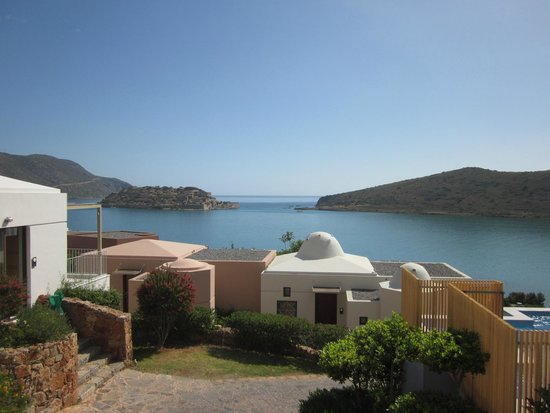 Domes of Elounda, Autograph Collection : View from the room.