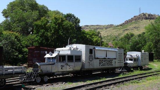 Colorado Railroad Museum: Exhibit
