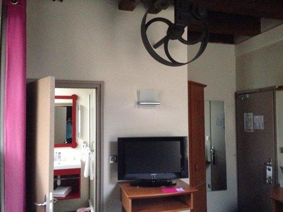 Ibis Styles Colmar Centre : Notre chambre