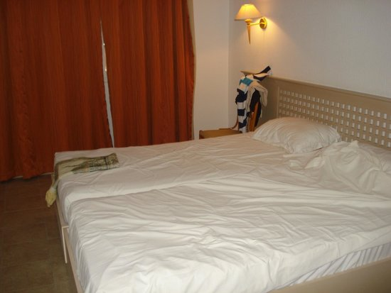 Residence le Corail : chambre 1