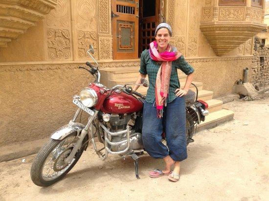 Desert Anna Safari Hotel & Camp: Anna's Beautiful bike