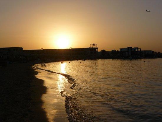 SENTIDO Mamlouk Palace Resort: Beautiful Sunset