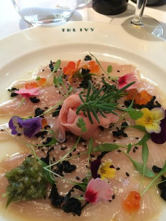 The Ivy: Wonderful starter