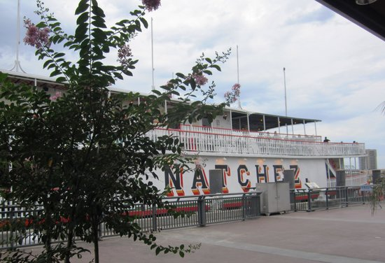 Steamboat Natchez: Boat 2