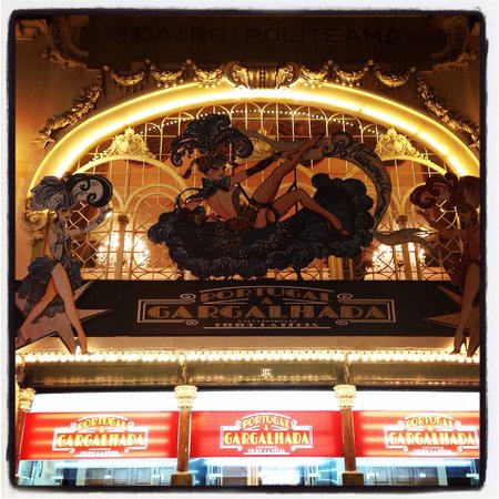 Teatro Politeama: Musical Theater, Portuguese Broadway