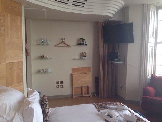 Drakes Hotel Brighton: Room 201