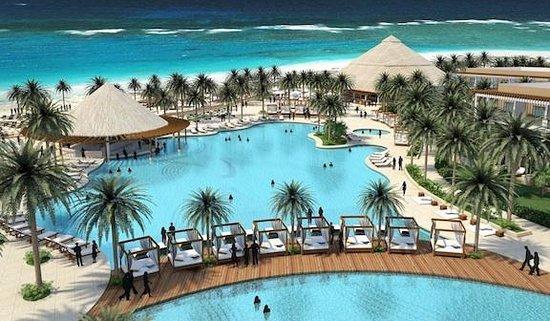 Royalton Punta Cana Resort & Casino: VIEW FROM ROOM