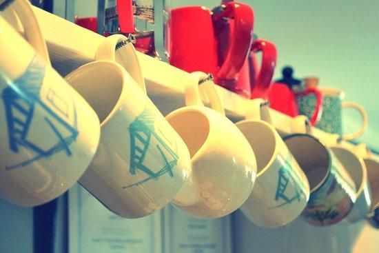 Nanny's mugs