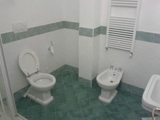 Poggio all'Agnello Country & Beach Residential Resort : Il bagno, pulitissimo!