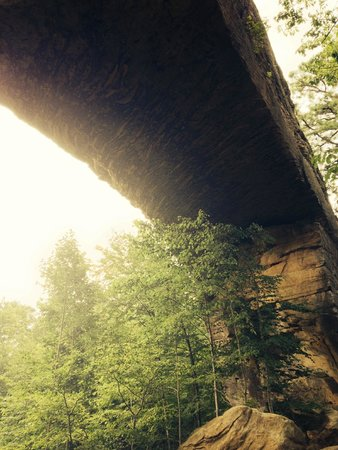 Natural Bridge State Resort Park : Natural Bridge