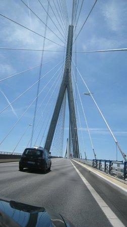 Pont de Normandie : le pont