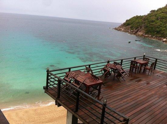 Ao Muong Resort : ET POURTANT SITE MAGNIFIQUE