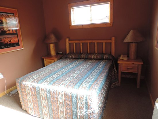 Red Cliffs Lodge: Chambre