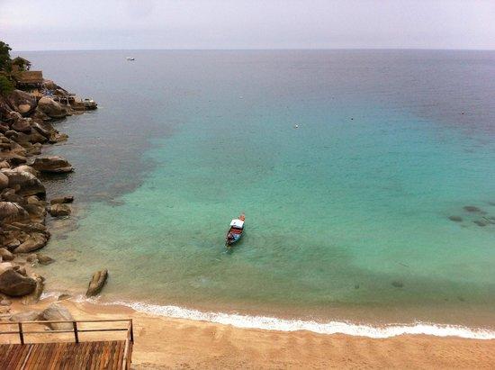 Ao Muong Resort : Quel dommage un site magnifique et un hôtel minable