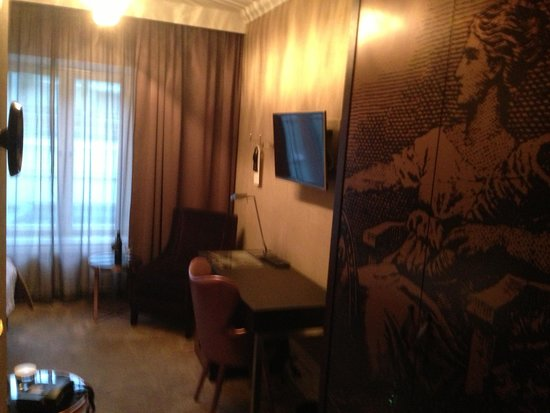 Elite Plaza Hotel Goteborg: Single room