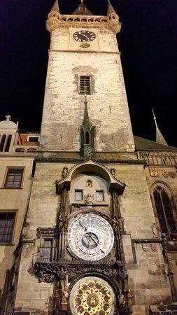 Old Town Square: Plein