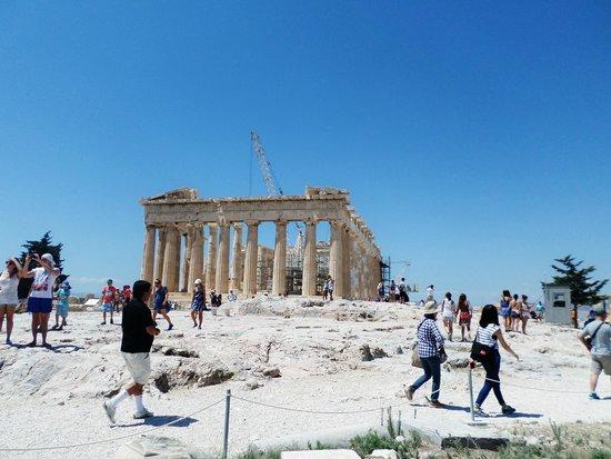 Acropole : Partenone