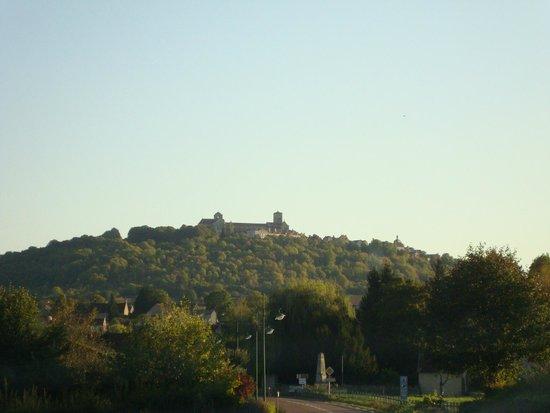 La Basilique Sainte Marie-Madeleine : Vézelay, Borgonha