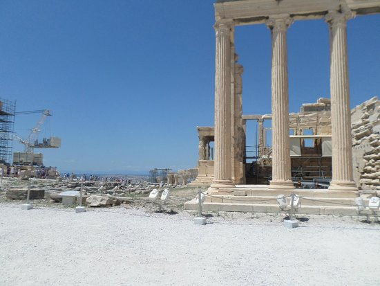 Acropole : Tempio