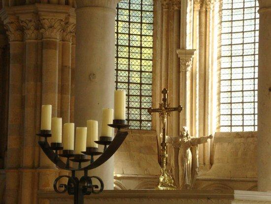 La Basilique Sainte Marie-Madeleine : Basílica de Santa Maria Madalena - Vézelay