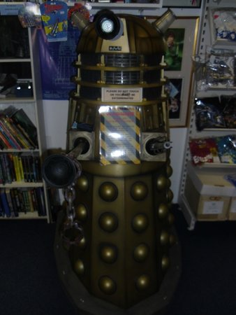 The Who Shop: Exterminateeeeee