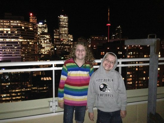Chelsea Hotel, Toronto: View from Observation Deck