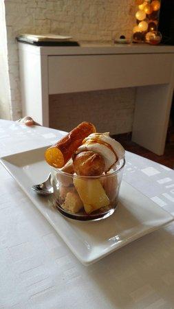 Le Flaveur : Dessert du menu enfant (oui oui!)