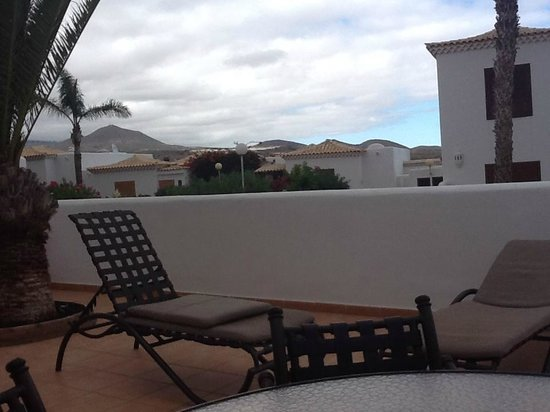 Royal Tenerife Country Club: Very comfortable beds