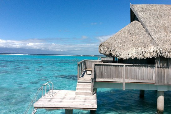 Sofitel Moorea Ia Ora Beach Resort : bungalow #117