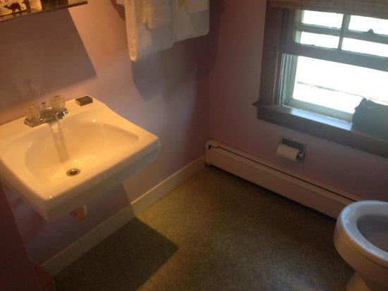 Vanessa Noel Hotel Green : Bathroom