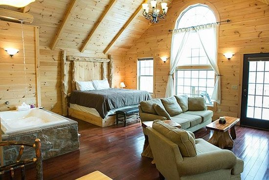Pine cove lodging updated 2017 guest house reviews ohio for Cabine millersburg ohio paese amish