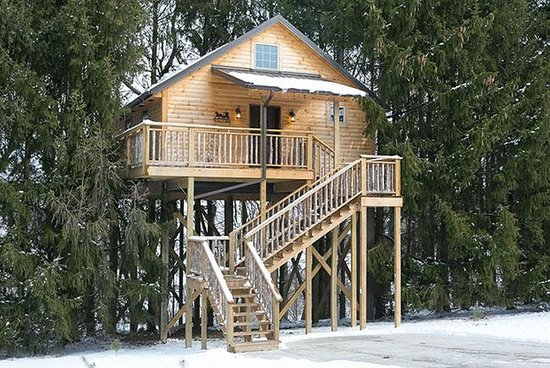 Pine Cove Lodging : Lofty Willows