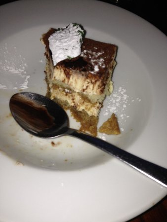 Don Marco Restaurant: The best Tiramisu ever !