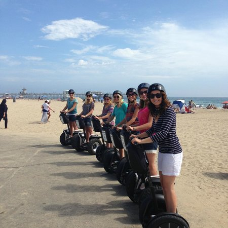 Surf City Segway