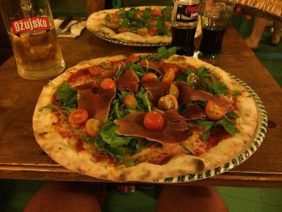 Pizzeria Da Sergio: Gogo