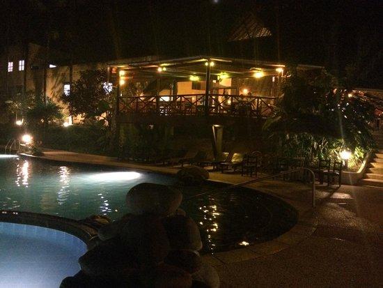 Arasha Tropical Rainforest Resort & Spa: Lugar para descansar y relajarse!!