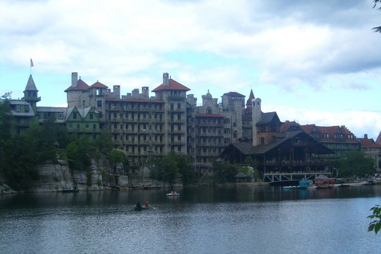 Mohonk Mountain House: The incredible hotel