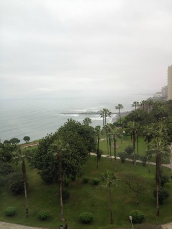 Belmond Miraflores Park: Vistas al Pacífico desde la habitación