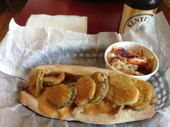 Windy Corner Market: Kentucky Po Boy Sandwich