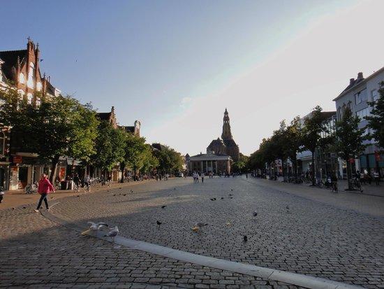 Locatie Sumo (Vismarkt)