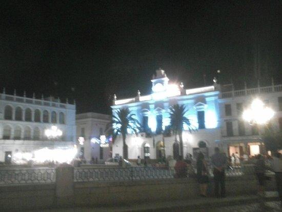 Llerena, ciudad para vivirla: Ayuntamiento