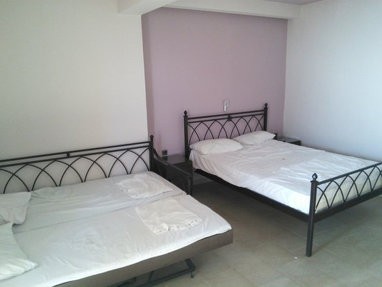 Corali Beach: The 2 beds