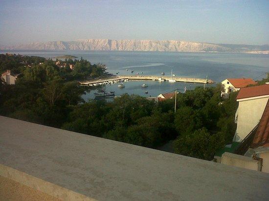Casa del Sole: Sea view from the balcony