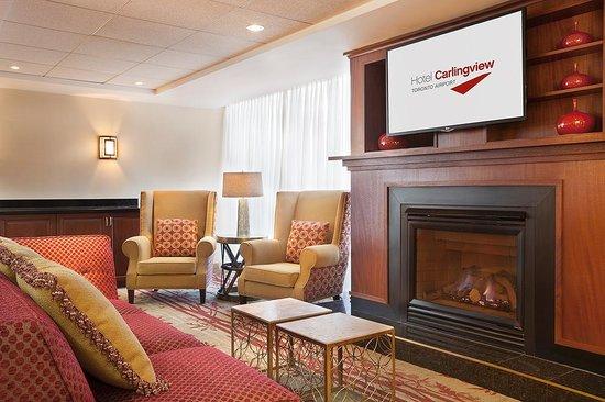 Hotel Carlingview Toronto Airport: New Lobby