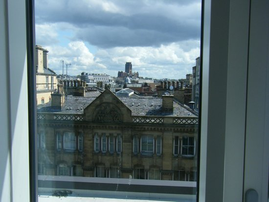 Ibis Styles Liverpool Centre Dale Street : view from 509